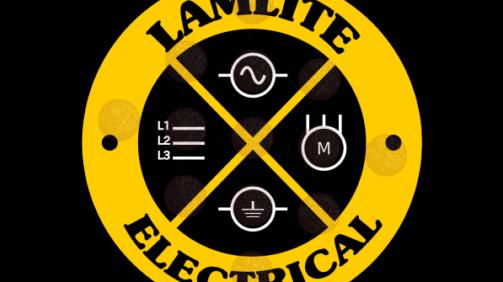 lamlite-electrical-logo-design-work